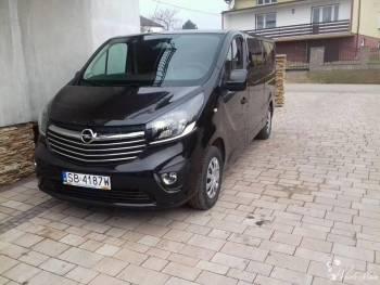 Opel Vivaro, Wynajem busów Głębowice