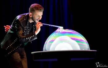 Magic Bubble Show - niezwykle widowiskowy pokaz GWIAZDY MAM TALENT!, Balony, bańki mydlane Białobrzegi