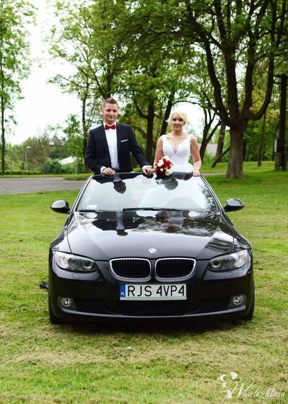 Idealny samochód na Twój Ślub! - *Czarne* BMW Cabrio, Jasło - zdjęcie 1