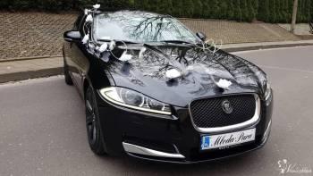 CZARNY *JAGUAR XF * DO ŚLUBU, Samochód, auto do ślubu, limuzyna Gdańsk