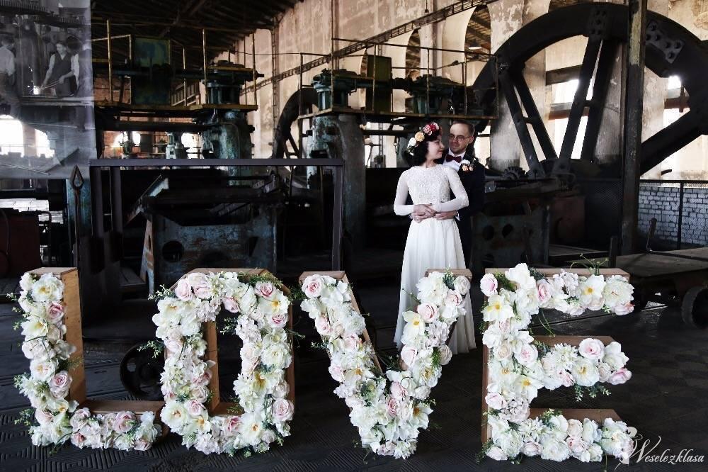 Kwiatowy napis LOVE || Jedyny w Polsce, Ruda Śląska - zdjęcie 1