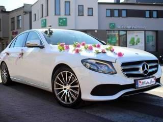 Dwa piękne Mercedesy E klasa W213!,  Łask