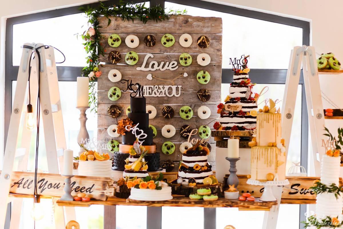 Słodkie stoły Torty weselne, Sopot - zdjęcie 1