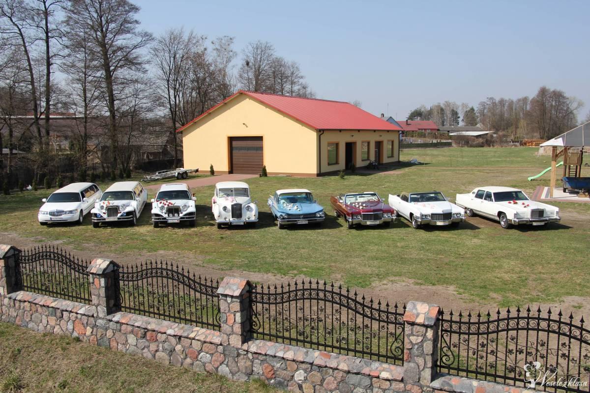 limuzyny i auta zabytkowe do ślubu, Łomża - zdjęcie 1
