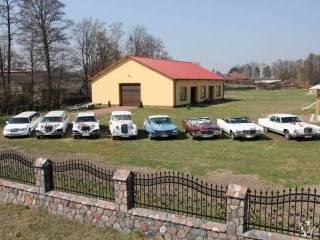 limuzyny i auta zabytkowe do ślubu,  Łomża