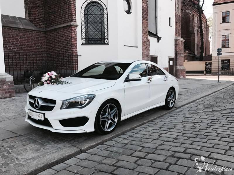Ślub Wesele Jaguar XJ  Mercedes CLS Zabytkowy  Cabrio. JUŻ OD 499 zł !, Wrocław - zdjęcie 1