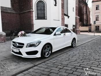 Ślub Wesele Jaguar XJ  Mercedes CLS Zabytkowy  Cabrio. JUŻ OD 499 zł !, Samochód, auto do ślubu, limuzyna Środa Śląska