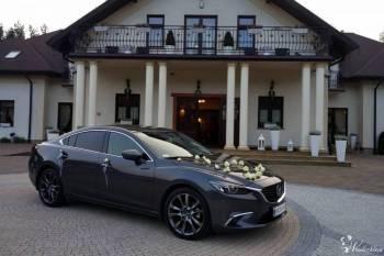 Auto Do Ślubu - Mazda 6, Samochód, auto do ślubu, limuzyna Limanowa