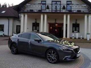 Auto Do Ślubu - Mazda 6,  Kraków