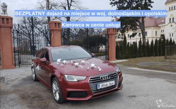 2017 Audi A4 S-LINE Sedan - TYLKO 499zł / DZIEŃ, Samochód, auto do ślubu, limuzyna Bardo