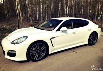 Porsche Panamera!!! Najpiękniejsze auto do ślubu, Samochód, auto do ślubu, limuzyna Wałcz