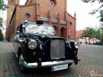Auto do Ślubu Angielska Londyńska Taksówka,London Taxi,retro,unikat!!, Samochód, auto do ślubu, limuzyna Brodnica