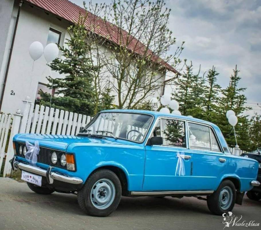 Klasykiem do ślubu - Fiat 125p rok 1973, Kruszwica - zdjęcie 1