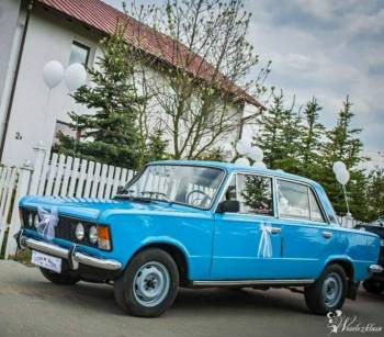 Klasykiem do ślubu - Fiat 125p rok 1973, Samochód, auto do ślubu, limuzyna Jabłonowo Pomorskie