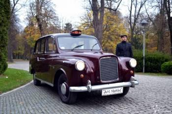 Taxi London, Samochód, auto do ślubu, limuzyna Bolesławiec