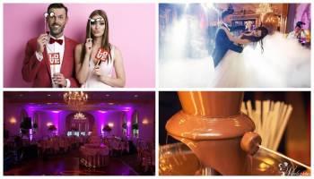 Fotobudka,Dekoracja światłem,Fontanna czekoladowa,Wytwornica dymu,LOVE, Fotobudka, videobudka na wesele Brzeg