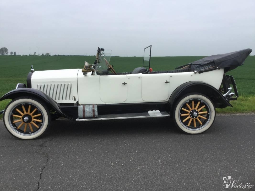 Auto do ślubu- Cabrio tourer to durant 1923, Sunbeam 1934, Kołbaskowo - zdjęcie 1