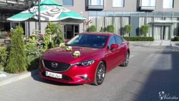 Mazda 6 - samochód do ślubu, Samochód, auto do ślubu, limuzyna Kraków