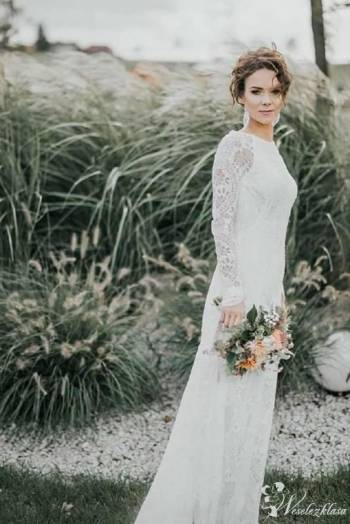 Visual Projekt MONIKA LASKA projektowanie i szycie miarowe sukien, Salon sukien ślubnych Śrem