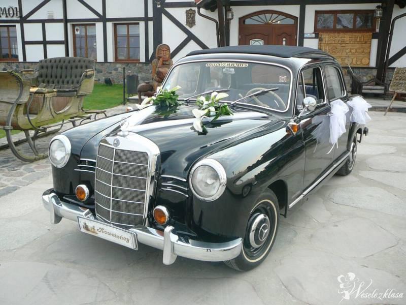 """Mercedes Benz W 120 """"KUBUŚ"""" do wynajęc, Gdynia - zdjęcie 1"""