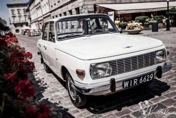Zabytkowy Wartburg 353 De Luxe z 1974 roku, Samochód, auto do ślubu, limuzyna Kozienice