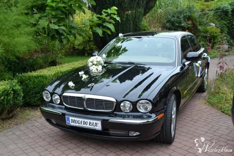 Wynajem samochodu z kierowcą na ślub Jaguar, BMW, Kraków - zdjęcie 1