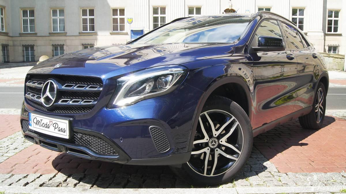 Nowy Mercedes GLA w najmodniejszym kolorze sezonu!, Katowice - zdjęcie 1