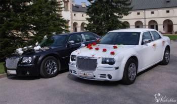 Chrysler 300C - Limuzyna do ślubu i ..., Samochód, auto do ślubu, limuzyna Starachowice