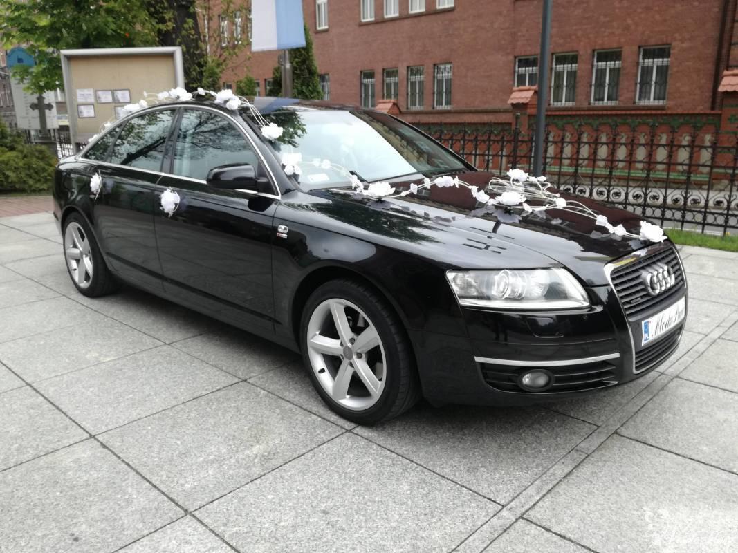 Audi A6 do Ślubu, Siemianowice Śląskie - zdjęcie 1