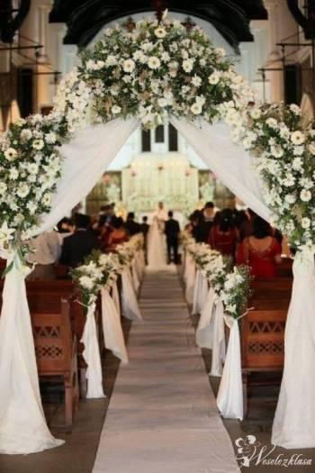 Wedding Stage Design, Dekoracje ślubne Poniatowa