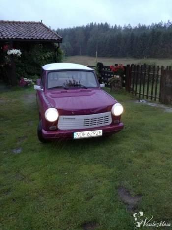 Trabant na Twoje Wesele, Samochód, auto do ślubu, limuzyna Nowe Miasto Lubawskie