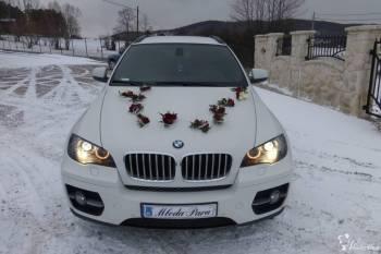 Samochody do Ślubu BMW x6 / Mercedes CLA/ Audi a4, Samochód, auto do ślubu, limuzyna Muszyna