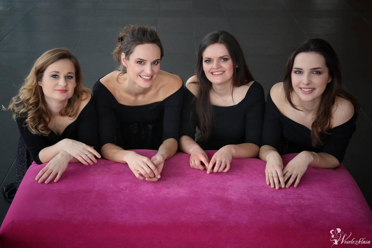 Kwartet smyczkowy, skrzypce, wiolonczela, oprawa muzyczna ślubu, Kraków - zdjęcie 1