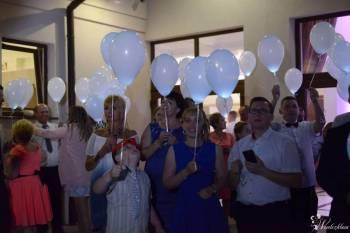 Balony podświetlane LED, Unikatowe atrakcje Lidzbark Warmiński