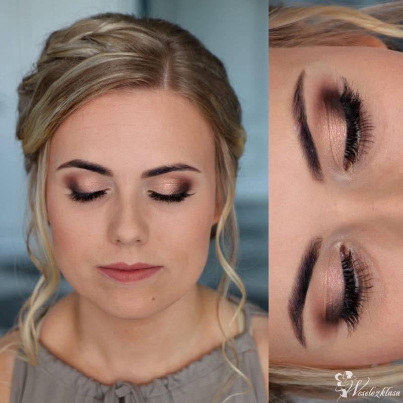 Makijaż ślubny/okazjonalny/ fotograficzny - Lidia Maluje, Straszyn - zdjęcie 1