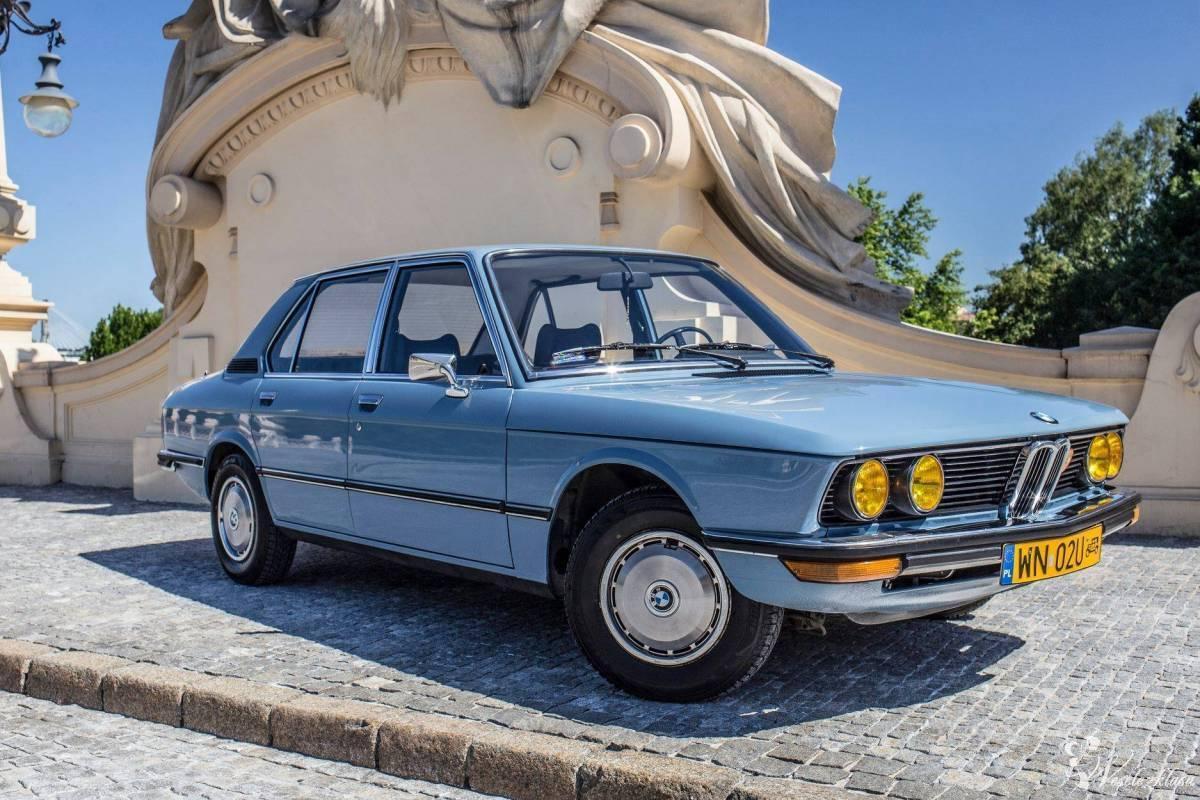 AUTO DO ŚLUBU zabytkowe BMW E12, Warszawa - zdjęcie 1