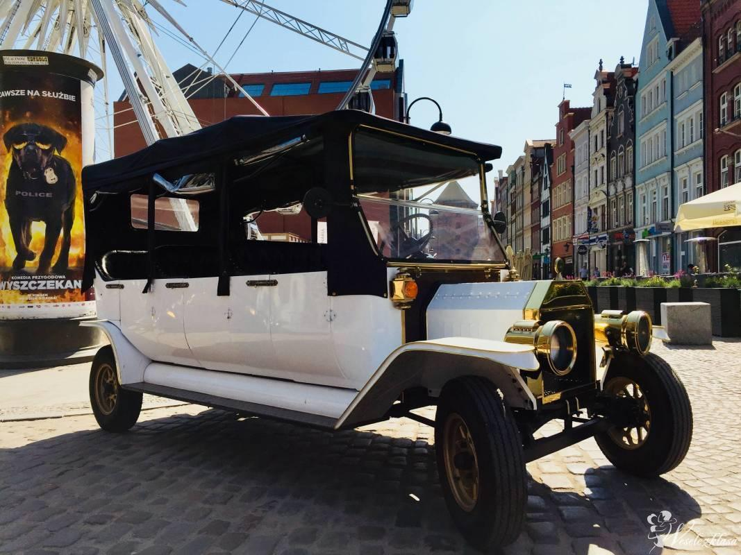 Wynajem Retro auto, Ford T, imprezy okolicznościowe z klasą, Gdańsk - zdjęcie 1