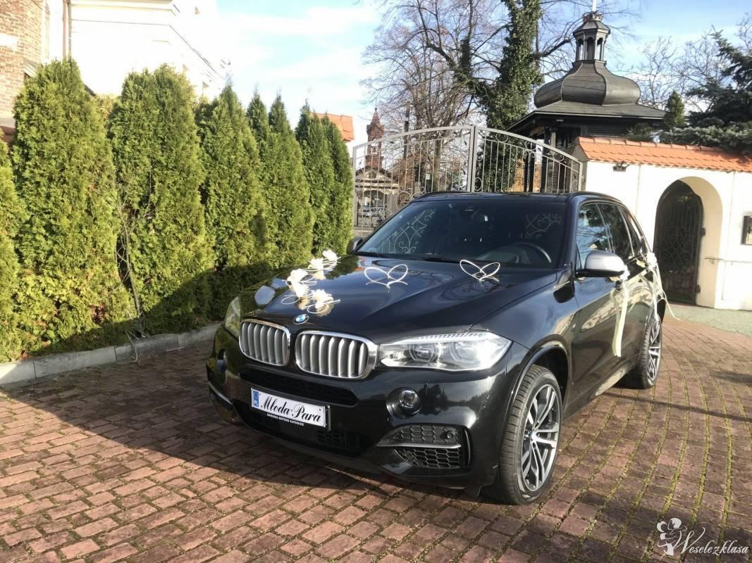 BMW x5 m50D x6 m50D na ślub! WeddingCars ekskluzywne SUV'y do ślubu!, Częstochowa - zdjęcie 1