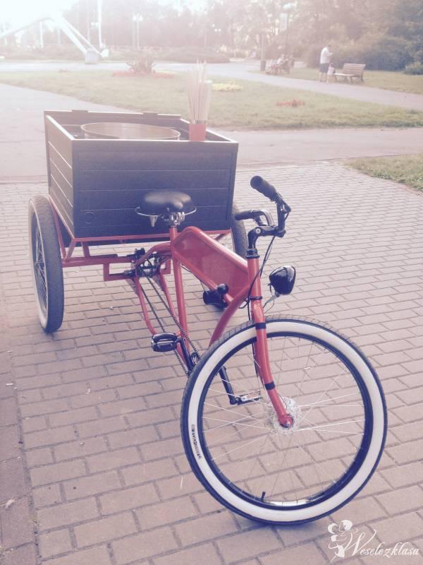 Wata cukrowa - wyjątkowy rower z watą cukrową na wesela/imprezy!, Katowice - zdjęcie 1
