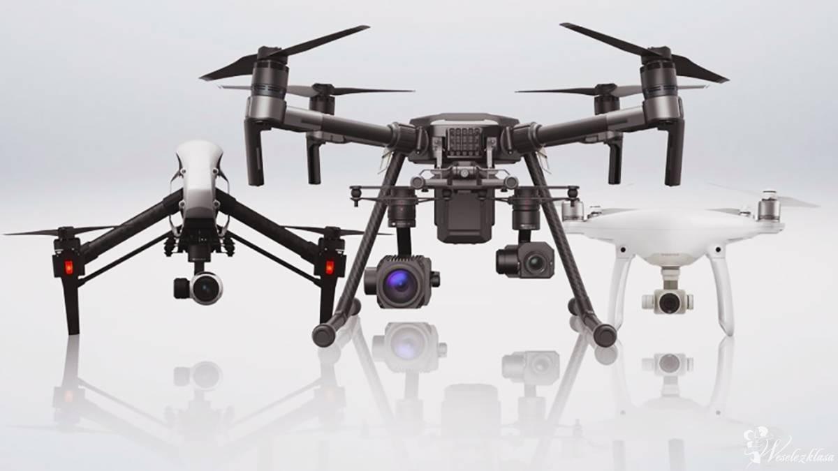 Filmowanie Dronem -4K; operator z uprawnieniami, Warszawa - zdjęcie 1