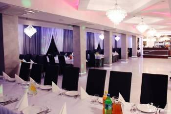Hotel i restauracja Crystal, Sale weselne Chodecz
