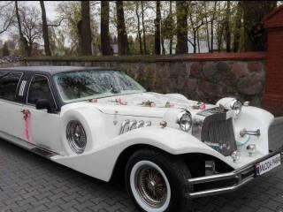 Piękne i luksusowe limuzyny LINCOLN CAR TOWN i EXCALIBUR z barkiem,  Otwock