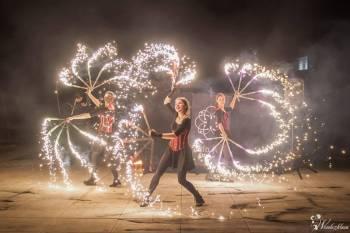 Teatr Tancerzy Ognia - Niesamowite show światła i pirotechniki!, Teatr ognia Radzyń Chełmiński