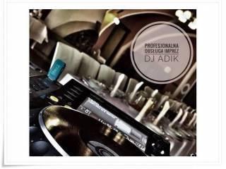 Profesjonalna Obsługa Imprez DJ ADIK [Legalnie Działająca Firma],  Kamienna Góra