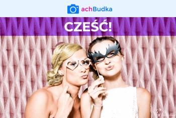 Fotobudka achBudka od 249zł! / GREEN SCREEN / GADŻETY / LED /, Fotobudka, videobudka na wesele Zakroczym