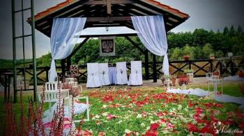 Dwór Pomorski Luboradza, Sale weselne Wałcz