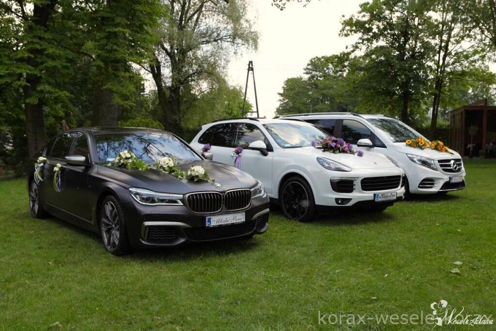 Auta do ślubu BMW 760Li V12/ PORSCHE CAYENNE / MERCEDES V, Pyskowice - zdjęcie 1