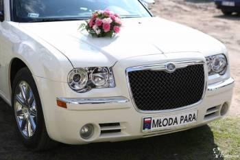 Chrysler 300c  do ślubu, Samochód, auto do ślubu, limuzyna Międzychód