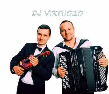 Dj Virtuozo = dwóch wodzirejów i instrumentaliści, DJ na wesele Niemcza