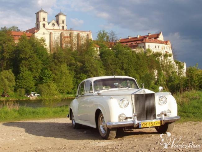 ROLLS - ROYCE Silver Cloud I - Najbardziej klasyczny i filmowy :), Kraków - zdjęcie 1